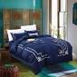 厂家直销 60贡缎长绒棉刺绣花四件套纯棉套件1.8米被床上用品批发