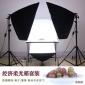 厂家直销 简易拆装坚固耐用安全型专业淘宝静物摄影柔光箱套装