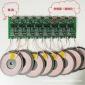 水晶K9无线充电器pcba 5W无线充电器pcba